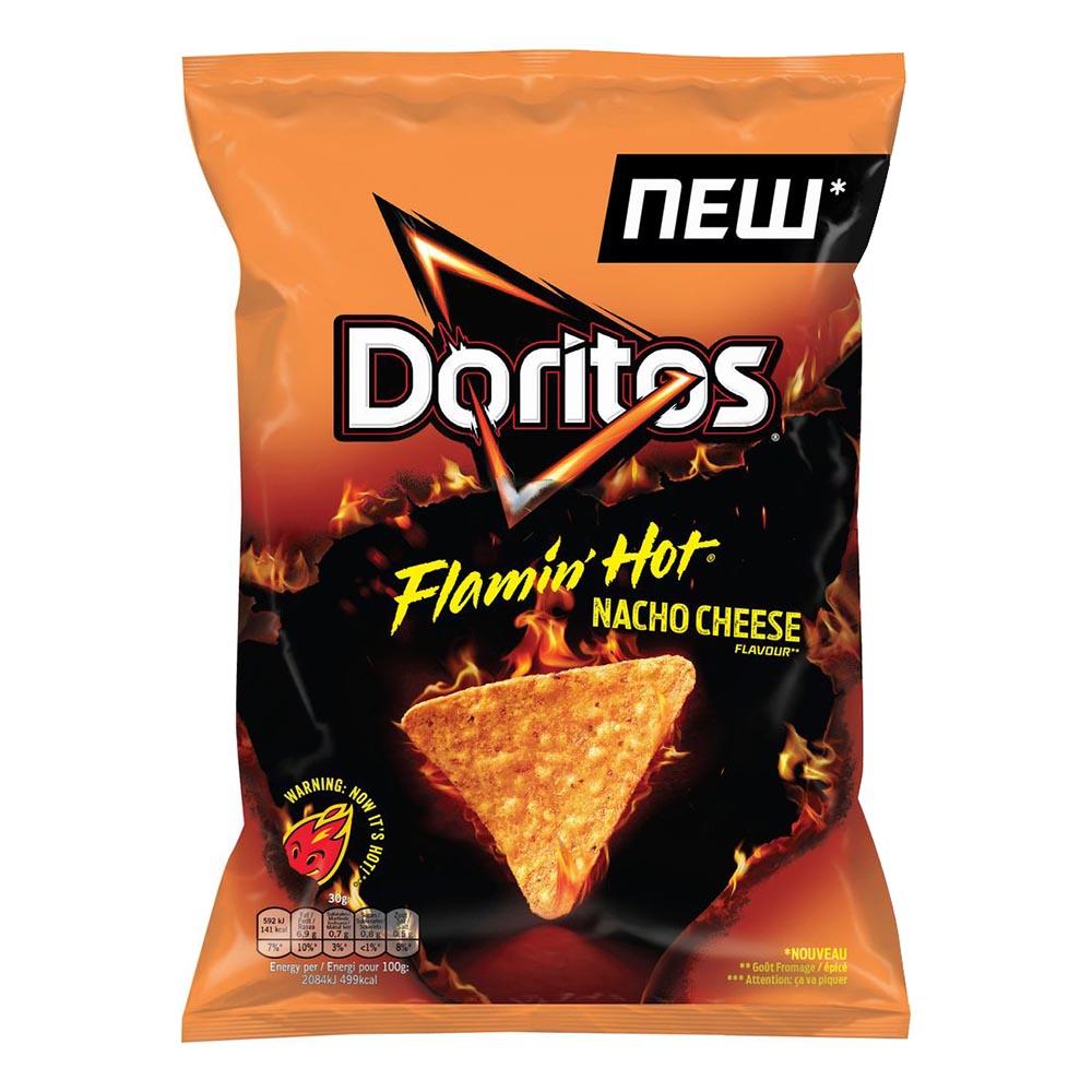 Doritos Flamin Hot - 170 gram