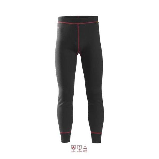 Snickers 9469 ProtecWork Pitkät alushousut musta, palosuojattu XS