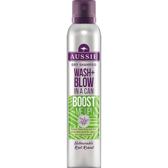 Wash + Blow, 180 ml Aussie Kuivashampoo