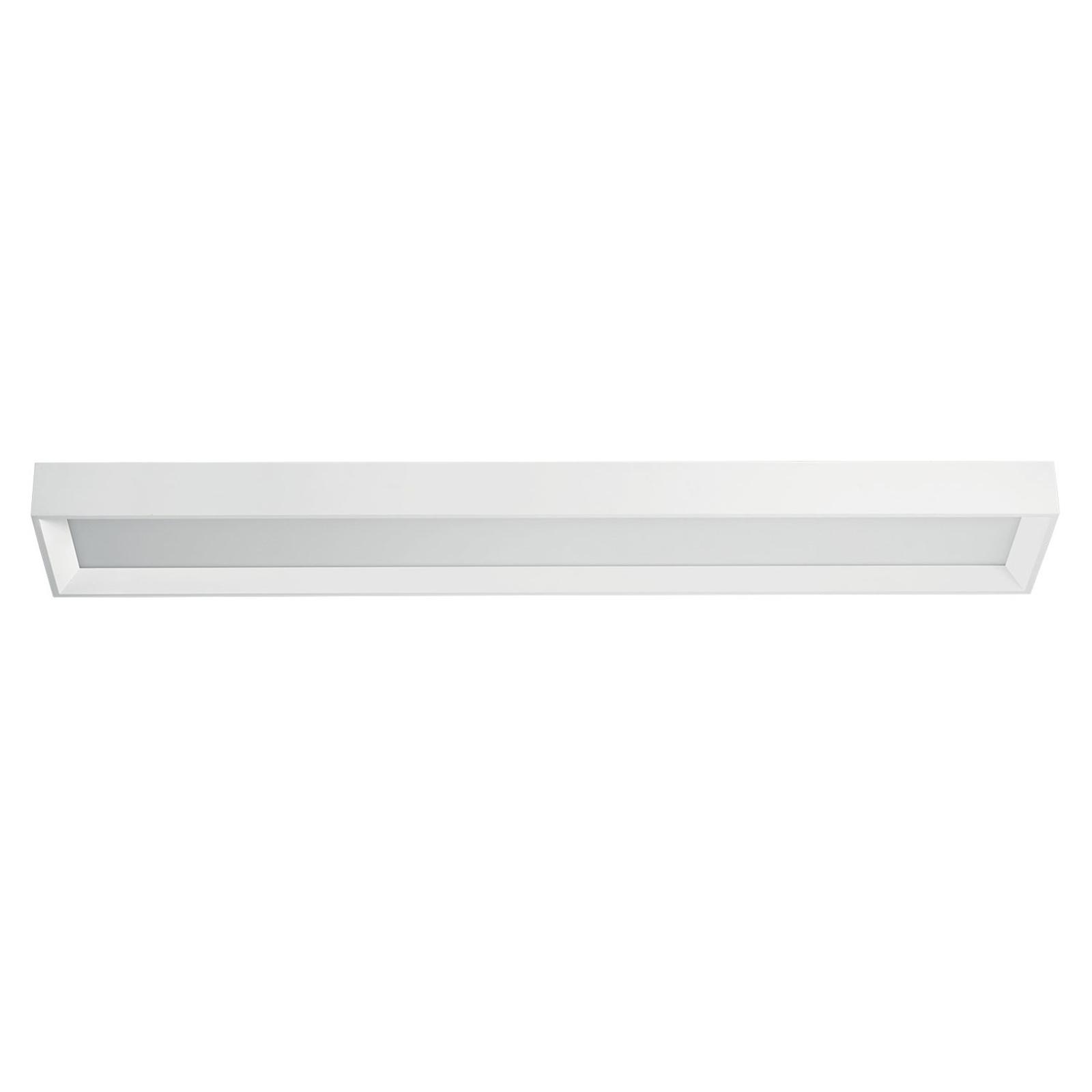 LED-kattovalaisin Tara, himmennettävä, 109 x 19 cm