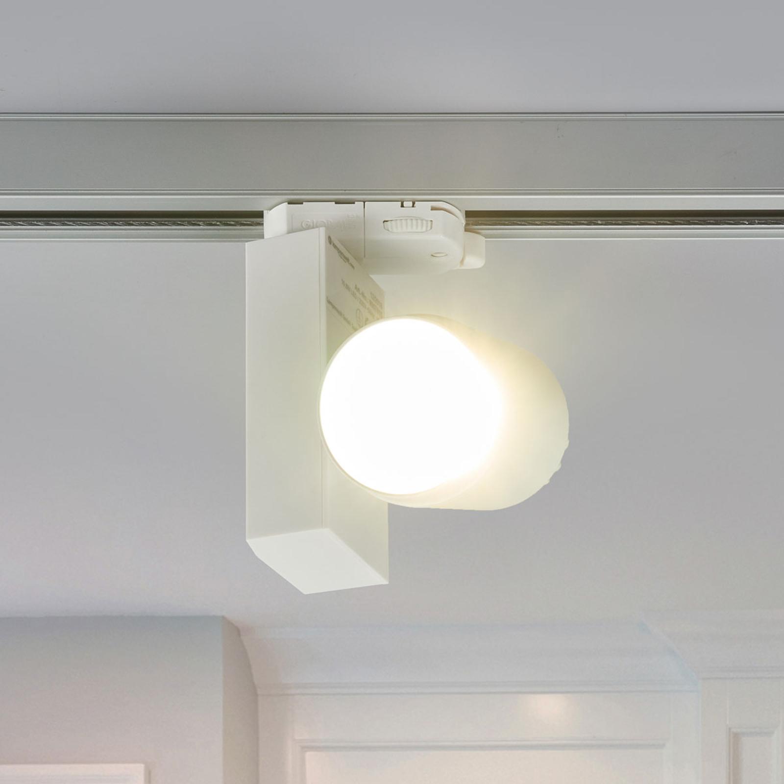 Virtakisko-LED-valaisin Niels, 3-vaihejärjestelmä
