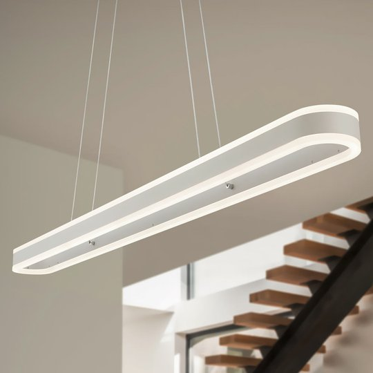 Helestra Liv - pitkä LED-riippuvalo himmennettävä