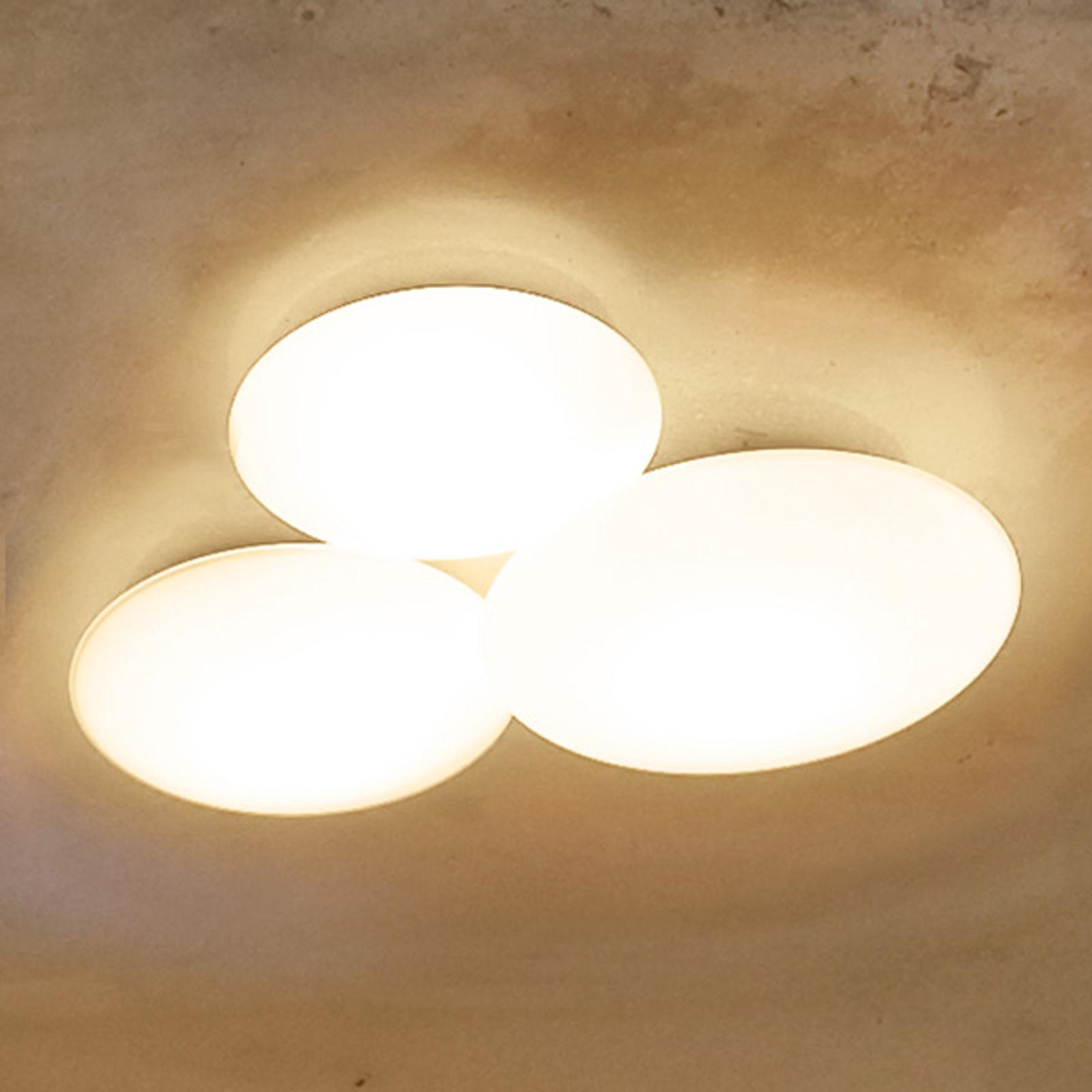 Kolmilamppuinen kattovalaisin Puck