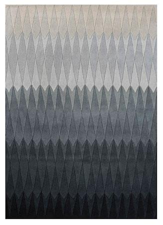 Acacia Ullmatta Grå 170x240 cm