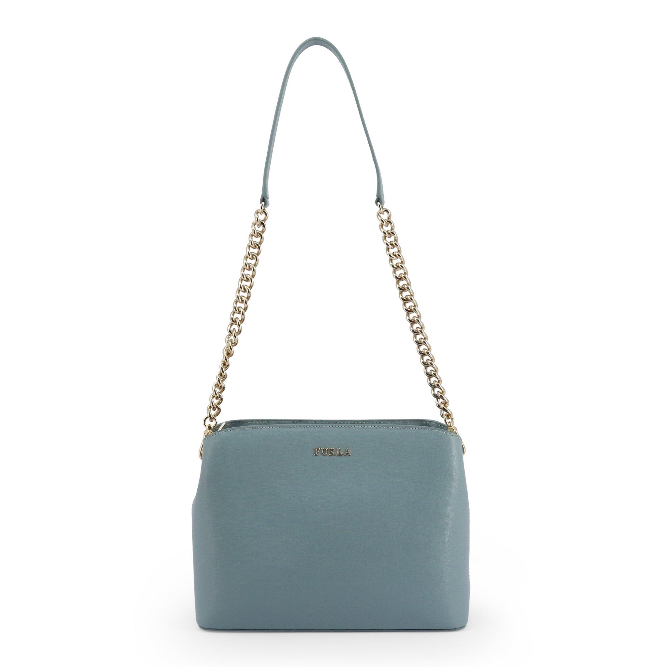 Furla Women's Shoulder Bag Various Colours TESSA_BWA9 - blue NOSIZE