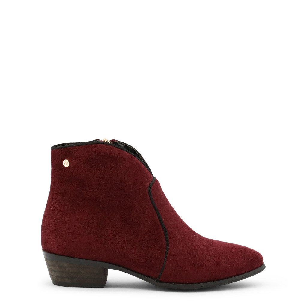 Roccobarocco Women's Ankle Boot Various Colours RBSC1JJ01STD - red EU 37