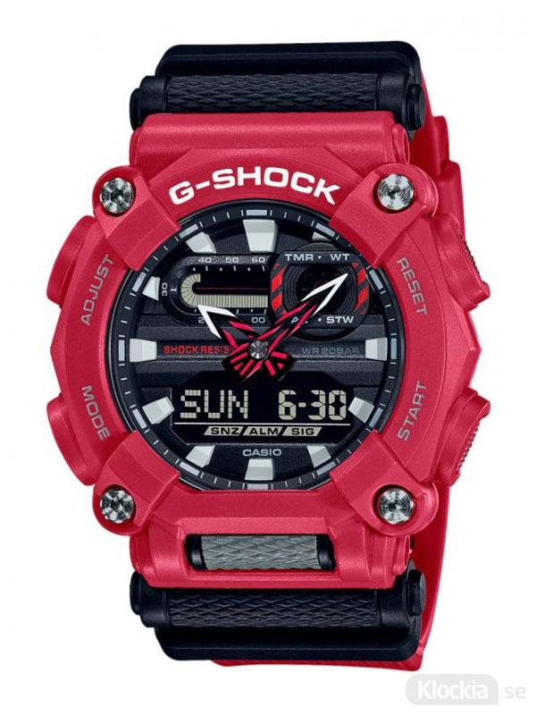 CASIO G-Shock Heavy Duty GA-900-4AER