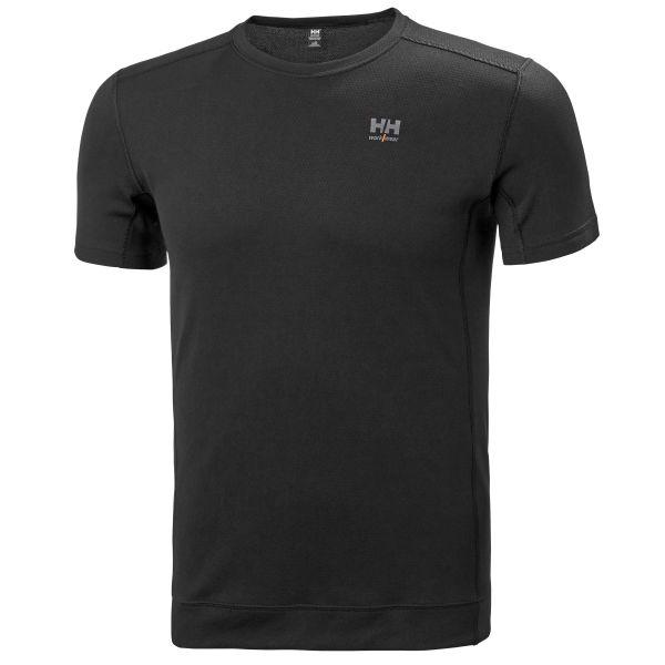 Helly Hansen Workwear Lifa Active T-paita musta XS
