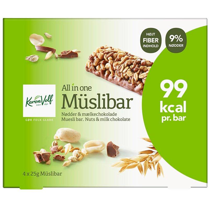 Müslibar Choco & Nuts - 17% rabatt