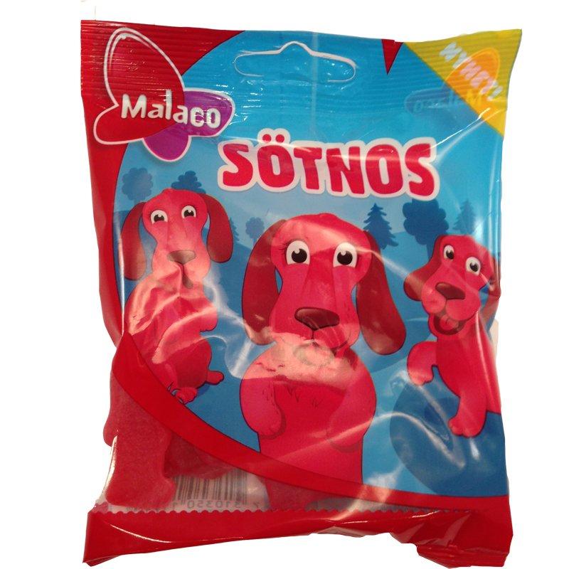 Malaco Sötnos - 49% rabatt