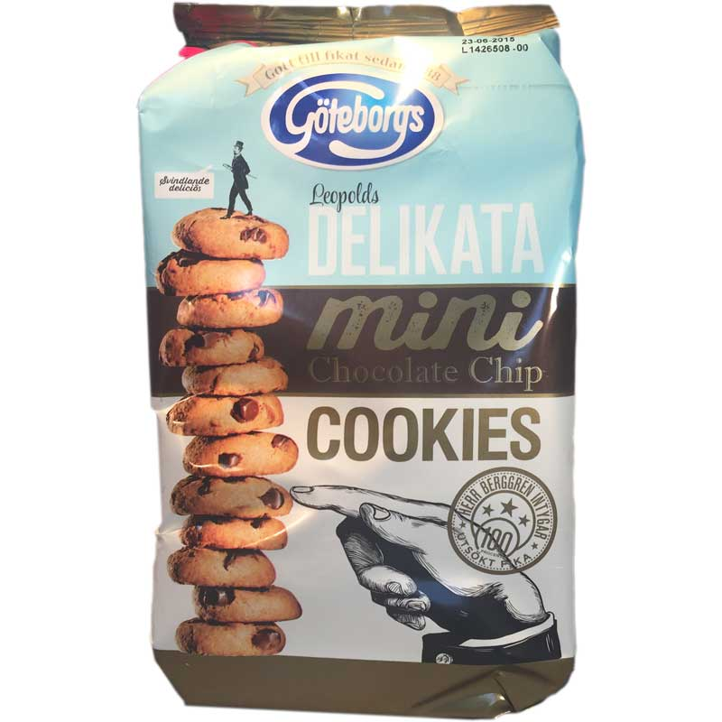 Mini Cookies - 56% rabatt
