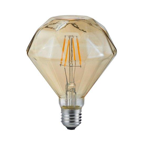 LED-lamppu E27 4W 2 700K Diamant hehkulanka