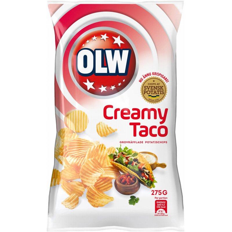 Sipsit Cool Creamy Taco 275g - 78% alennus