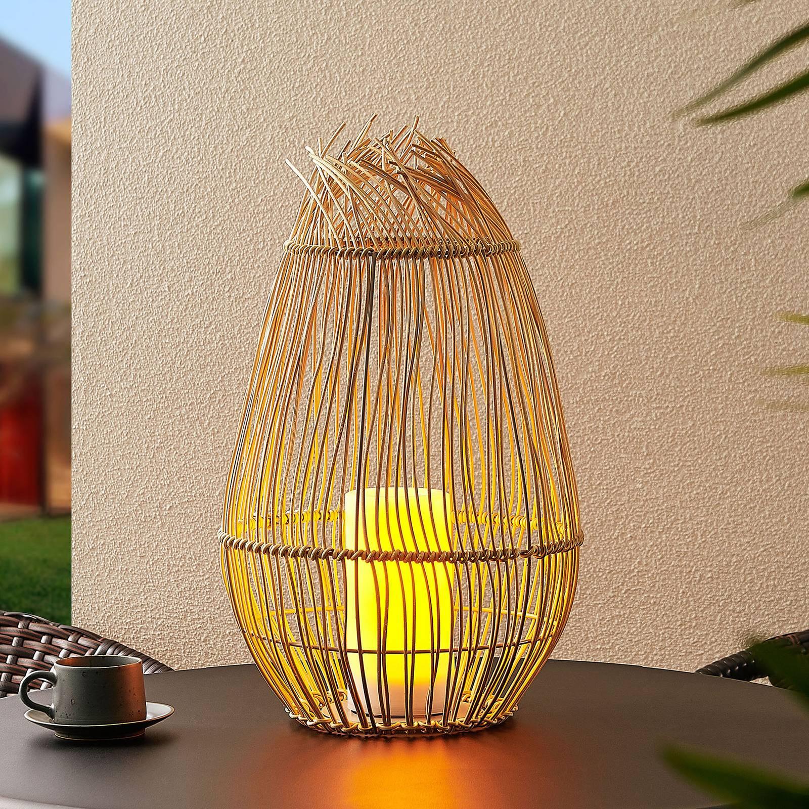 Lindby Soliana -aurinko-koristevalaisin, k 41cm
