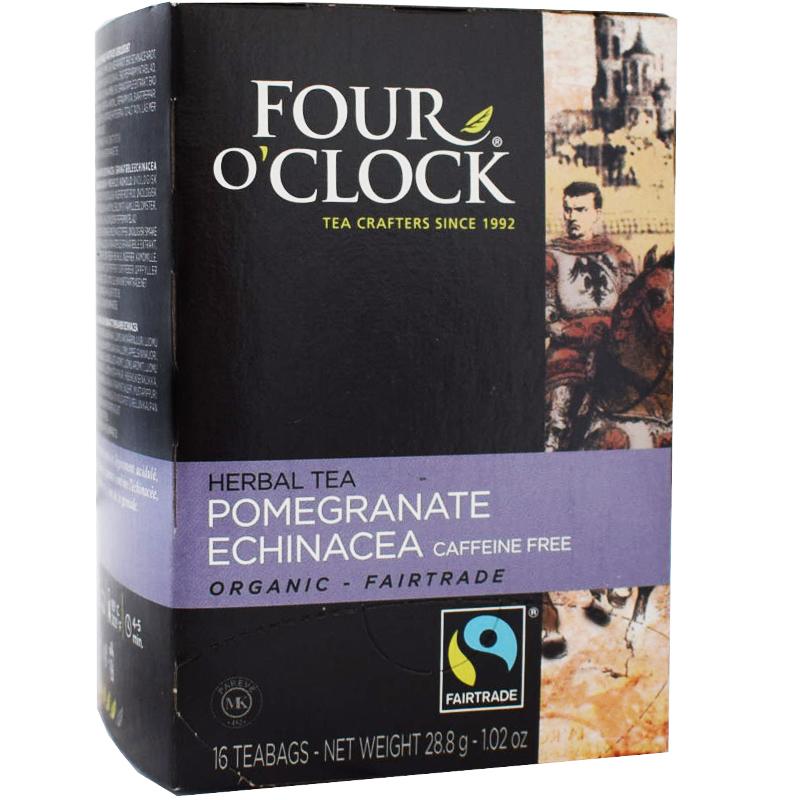 Te Granatäpple Echinacea, Eko Fairtrade 16p - 38% rabatt