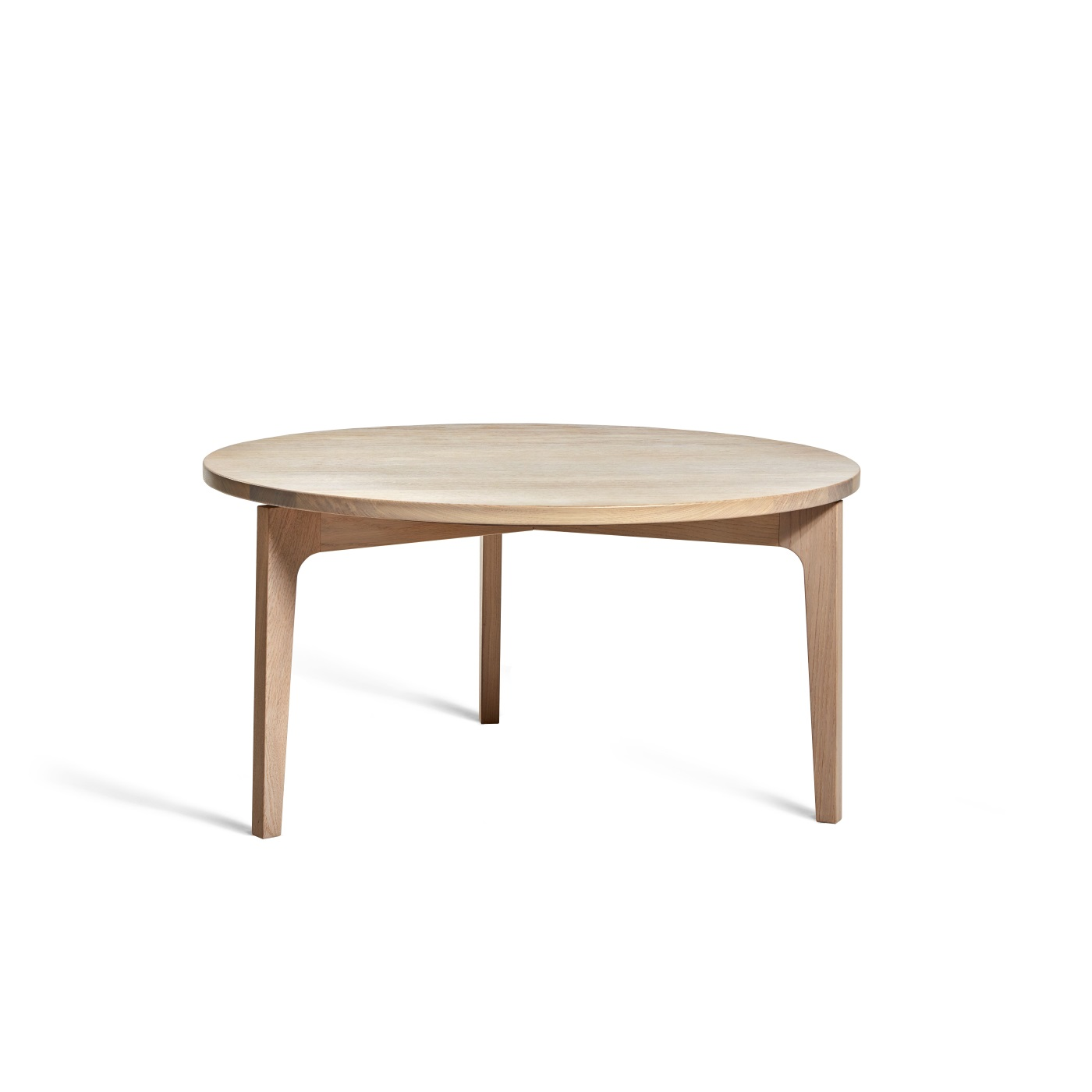Höllviken soffbord i vitpigmenterad ek Mavis