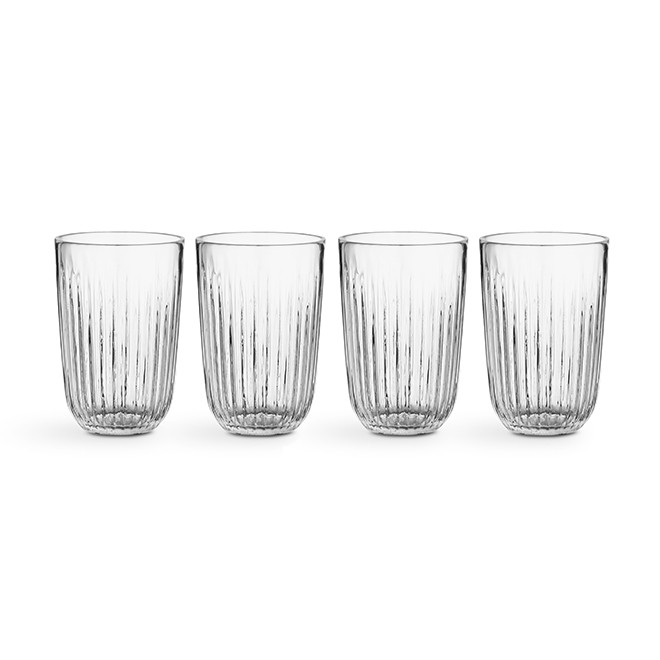 Kähler - Hammershøi Drinking Glass Set Of 4 (693080)