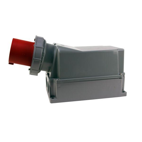 Garo IIV 2125-9 S + RI Kojevastake IP67, 3-napainen, 125A Punainen, 9 h