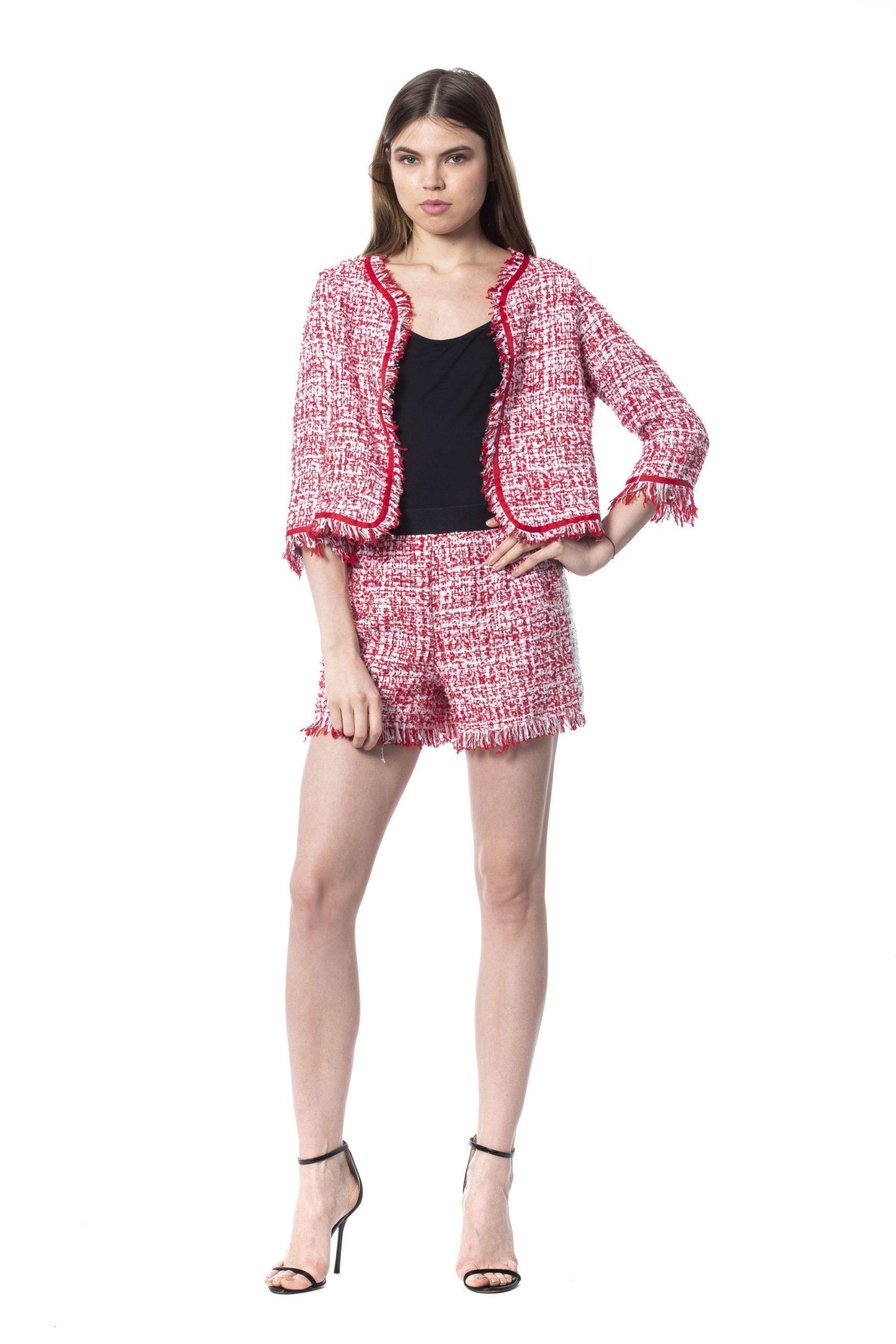 Silvian Heach Women's Fantasyunique Jacket Multicolor SI1263955 - XXS
