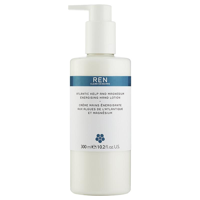 REN - Atlantic Kelp and Magnesium Energising Hand Lotion 300 ml