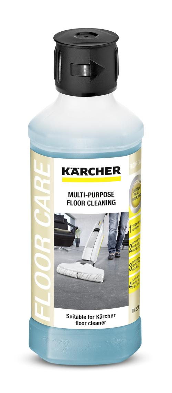 Kärcher Floor Detergent Multi Purpose 500 Ml Tillbehör Til Dammsugare