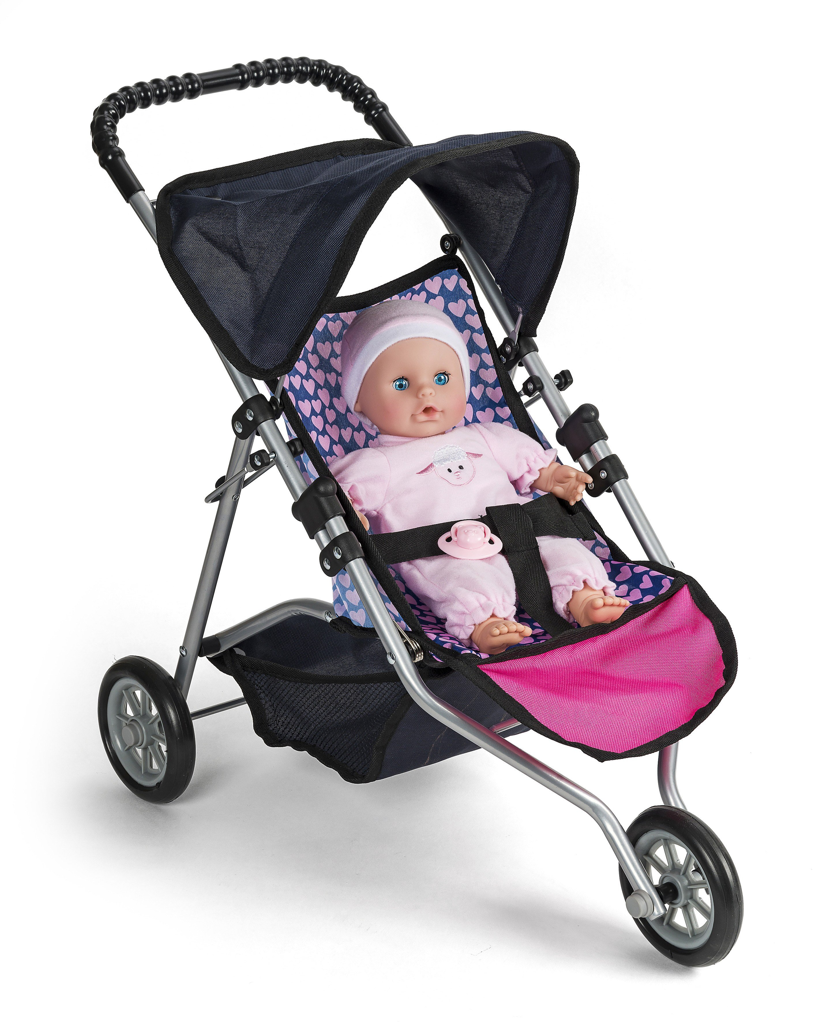 My Baby - Jogging stroller for Dolls (61455)