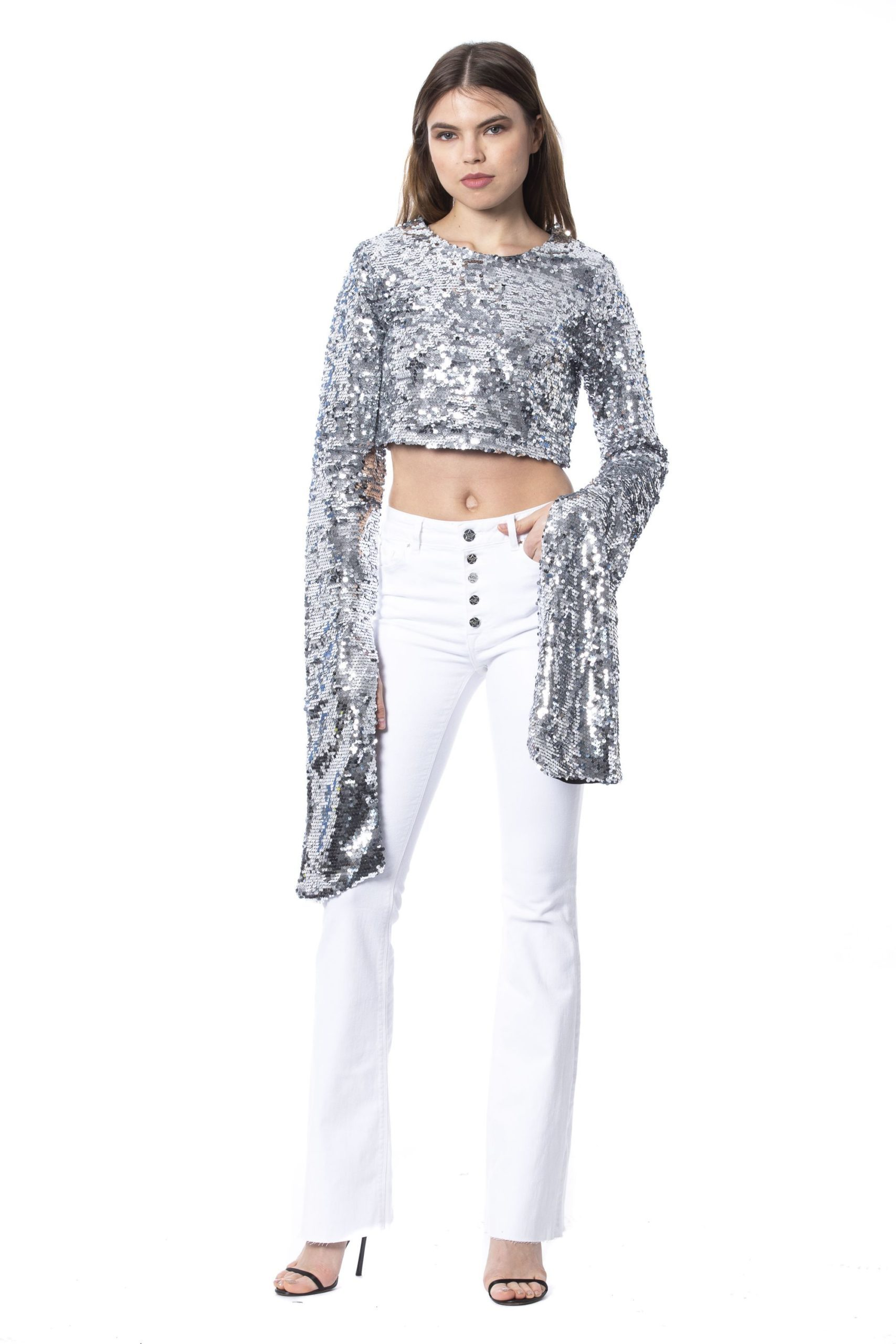 Silvian Heach Women's Sweater SI992762 - XS