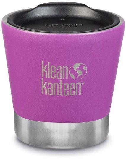 Klean Kanteen Insulated Tumbler Termoskopp med Lokk 237ml, Berry Bright