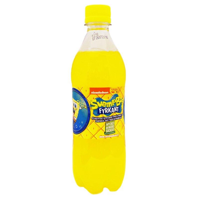 Lemonad Kolsyrad Svampbob - 53% rabatt