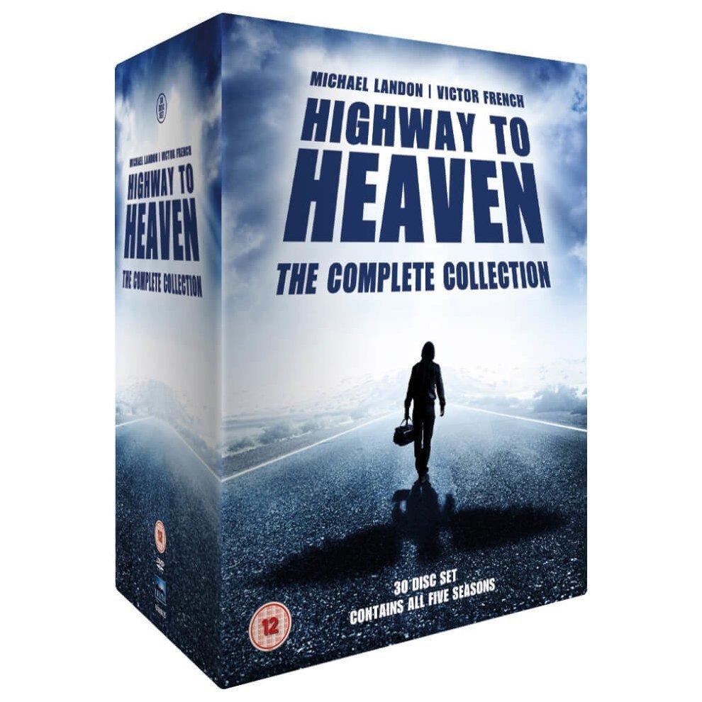 Highway to Heaven Complete - UK Import