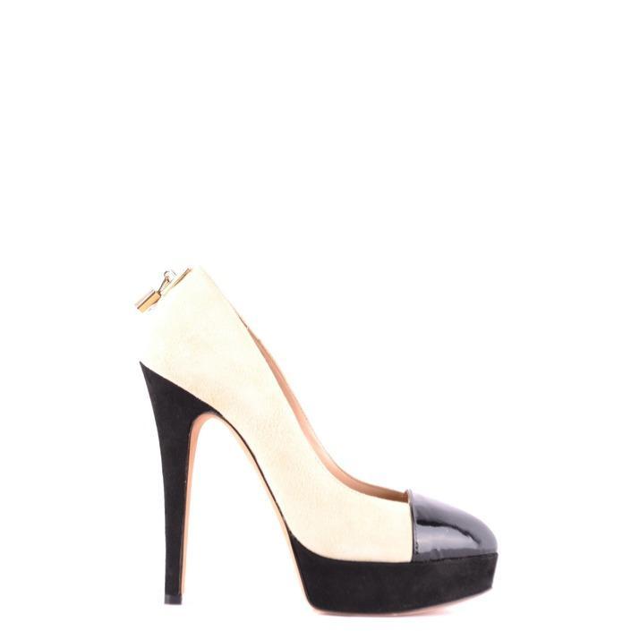 Elisabetta Franchi Women's Pumps White 161245 - white 36.5