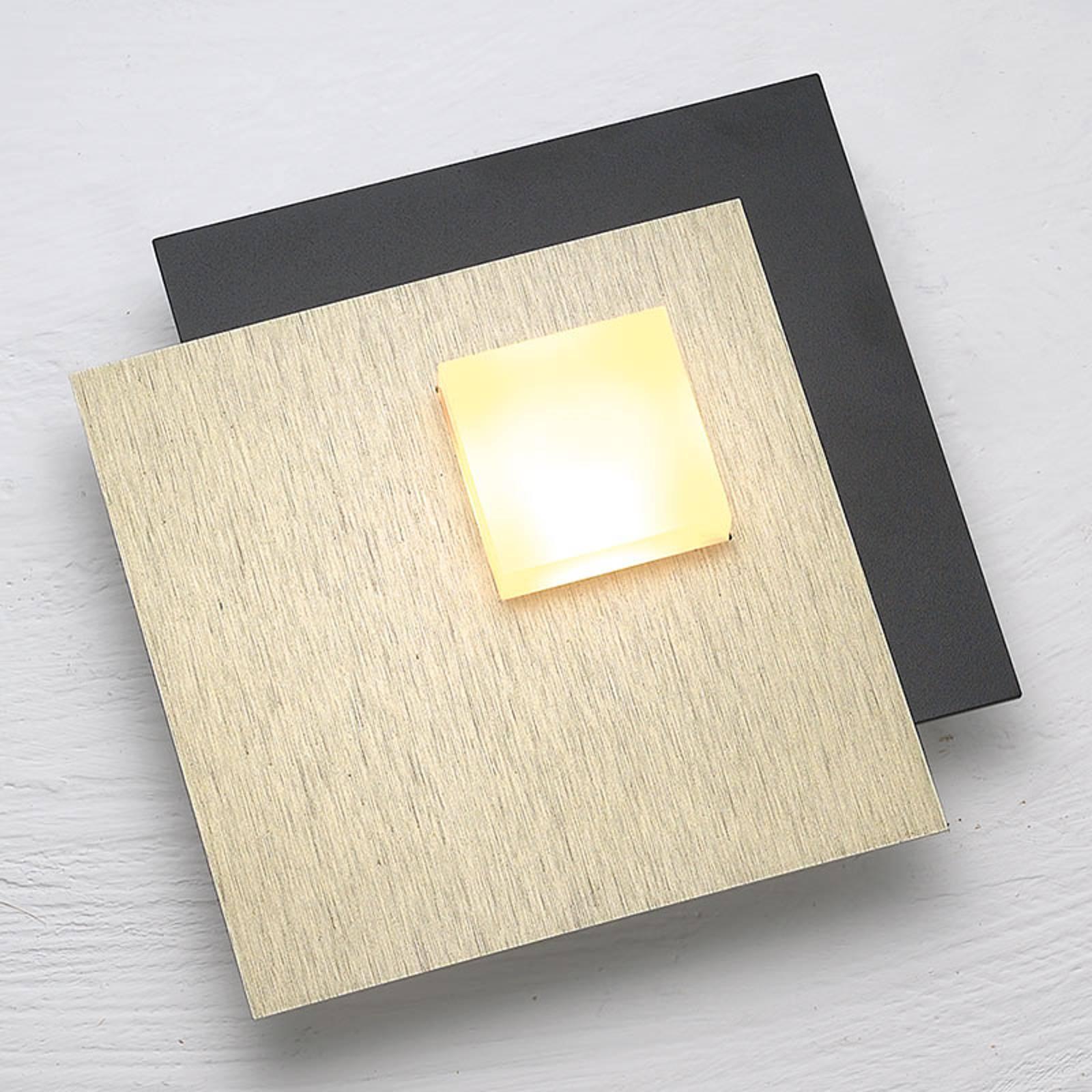 Bopp Pixel 2.0 LED-kattovalaisin, 1-lamp., musta