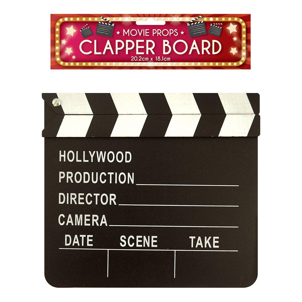 Movie Clapper Board - 18 X 20CM