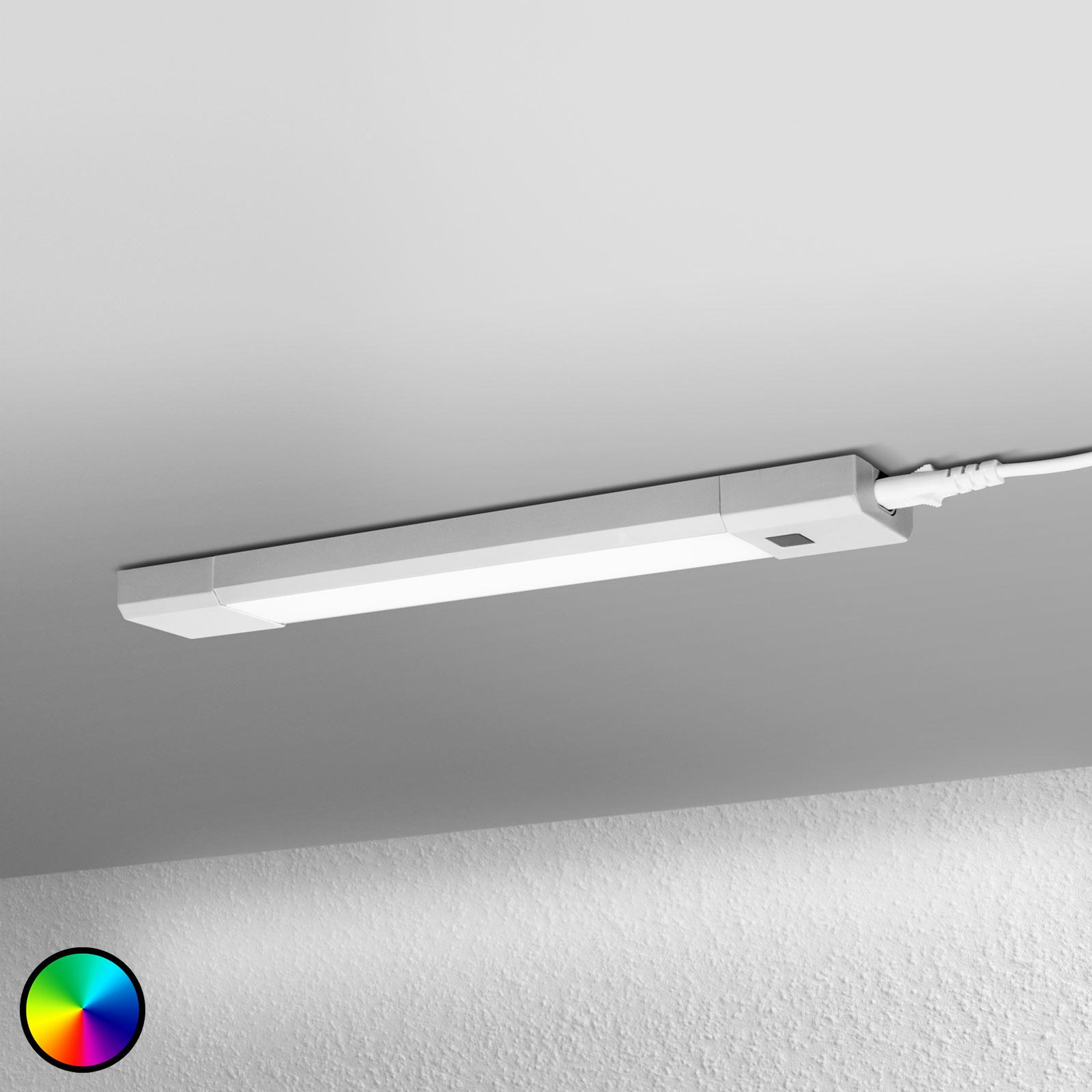 LEDVANCE Linear Slim RGBW -kaapinalusvalaisin 30cm