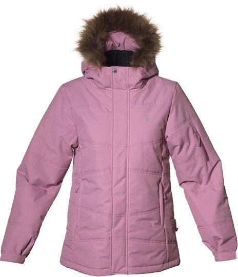 Isbjörn Downhill Vinterjakke, Dusty Pink 146-152