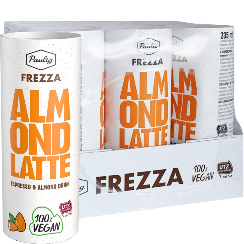 Hel Låda Dryck Almond Latte 12-pack - 60% rabatt