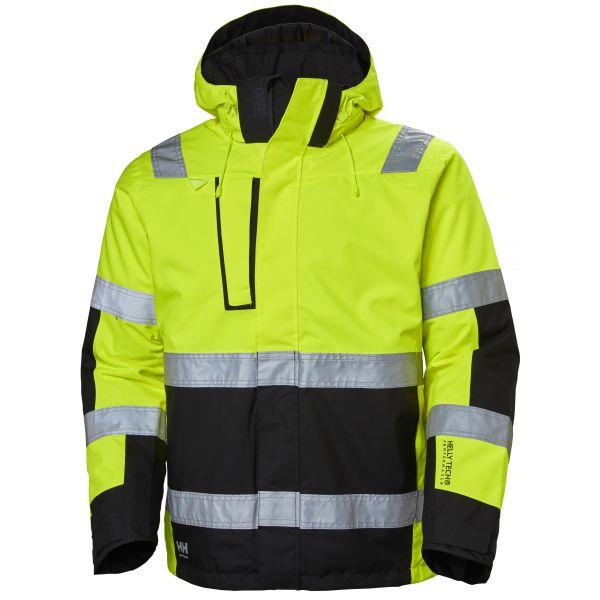 Helly Hansen Workwear Alna Skaljacka varsel, gul/svart Strl XS