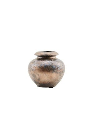 Vase Mini Bronze Brun