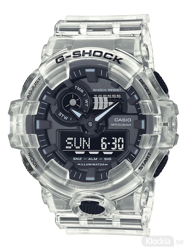 CASIO G-Shock Skeleton Series GA-700SKE-7AER