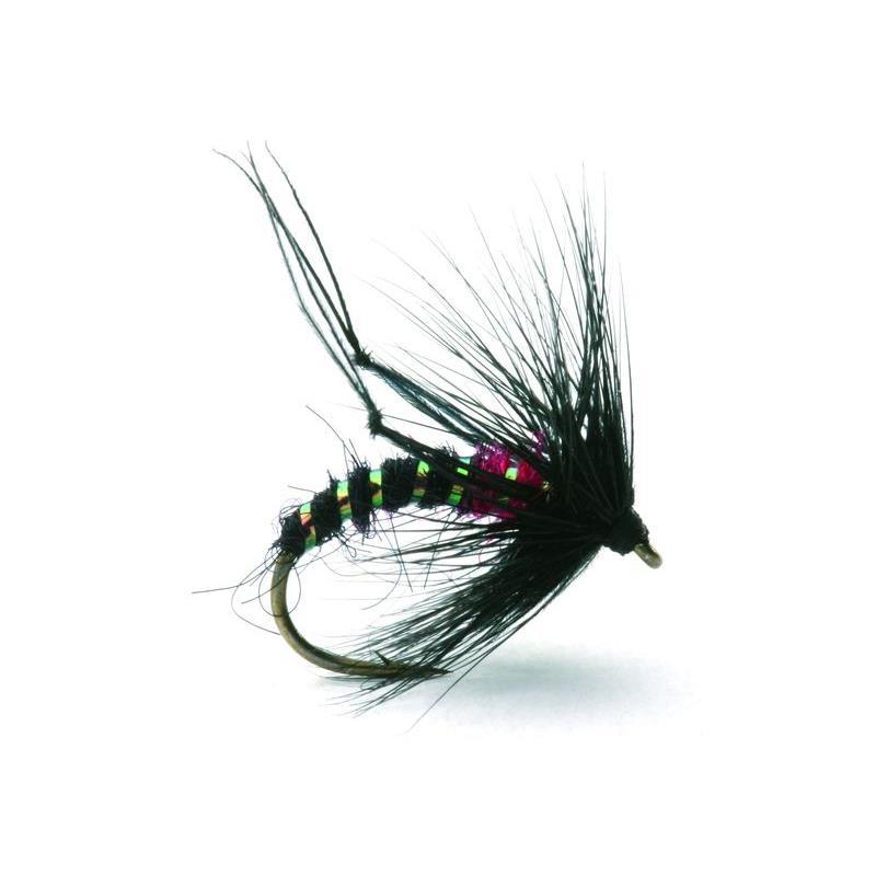 Hopper Bibio #10 Kjøp 12 fluer få gratis flueboks