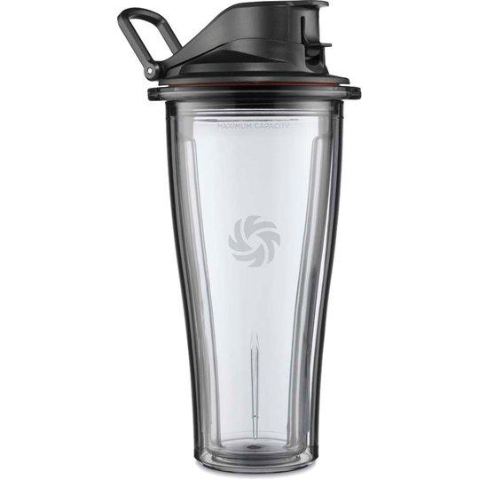 Vitamix Ascent flaska och lock - 600 ml