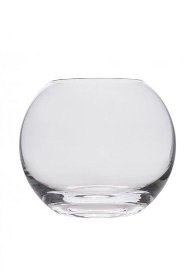 Hadeland Glassverk Sans Novo Vase 130Mm Klar