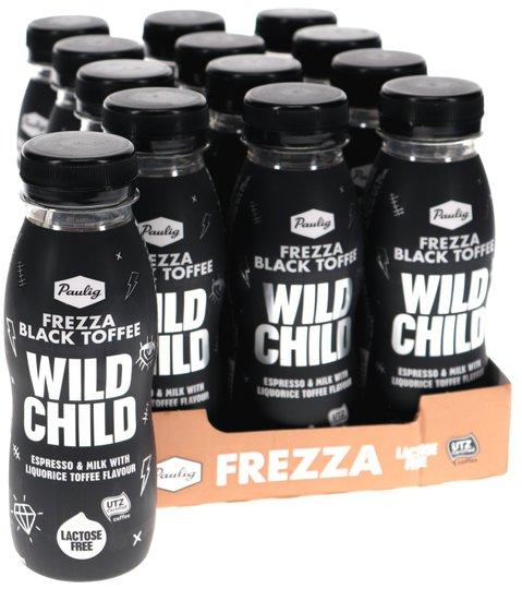 Maitokahvijuomat Frezza Black Toffee 12kpl - 53% alennus