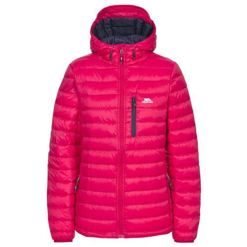 Trespass Women's Jacket Various Colours Arabel - Raspberry S