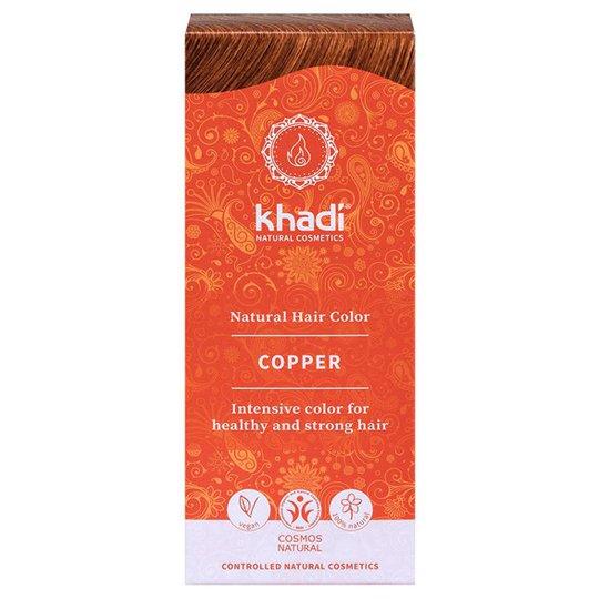 Khadi Naturlig Örthårfärg, 100 g