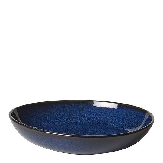 Villeroy & Boch - Lave Bleu Tallrik djup 22 cm