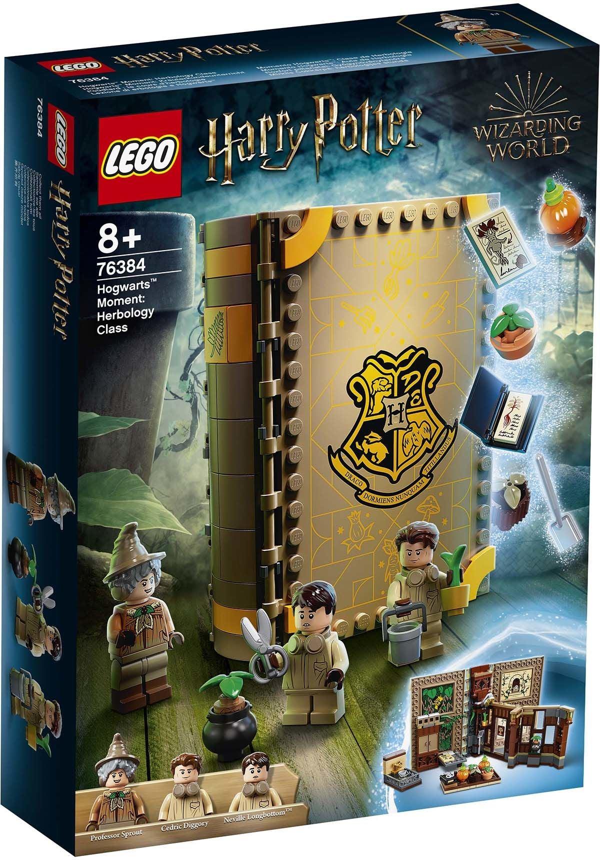 LEGO Harry Potter TM 76384 Hogwarts™ Yrittitieto-oppitunti