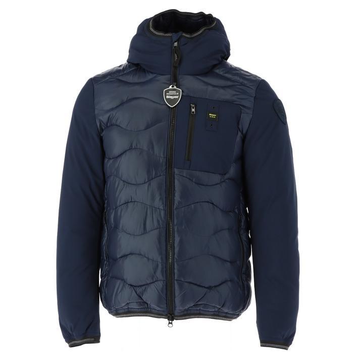 Blauer Men's Jacket Blue 285747 - blue S