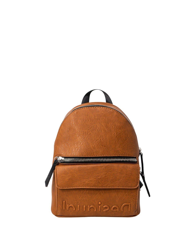 Desigual Women's Backpack Various Colours 305498 - beige UNICA