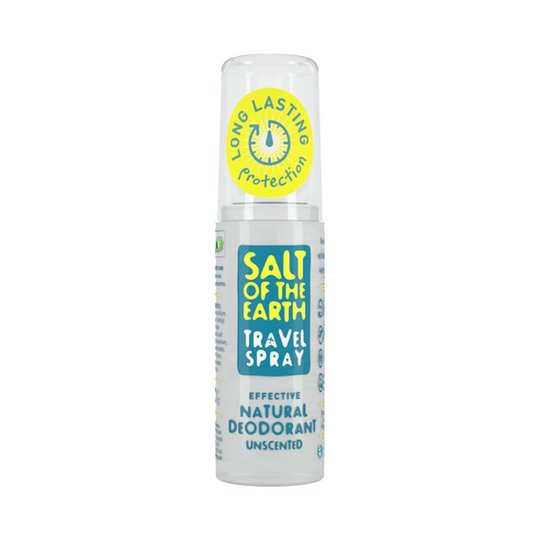 Salt of the Earth Natural Deodorant Spray Unscented